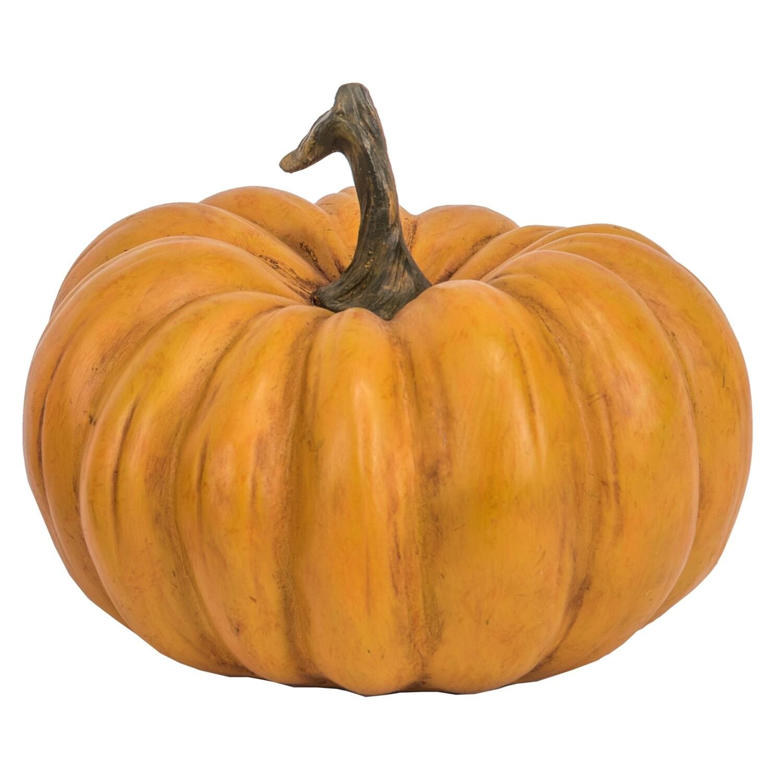 Pumpkin Mustard Orange Resin