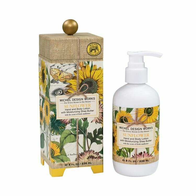 Lotion Sunflower 8oz