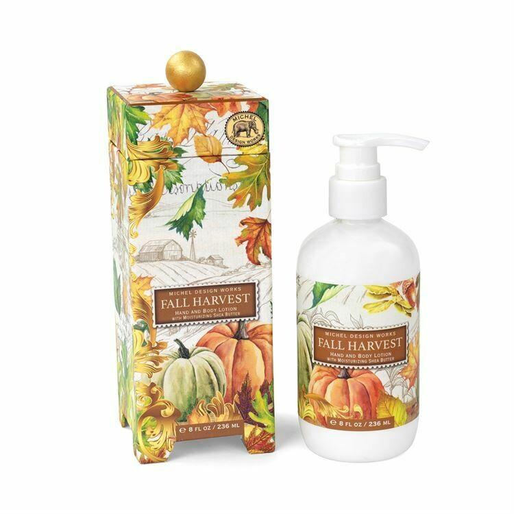 Lotion Fall Harvest 8oz