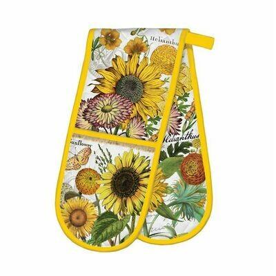 Oven Glove Sunflower