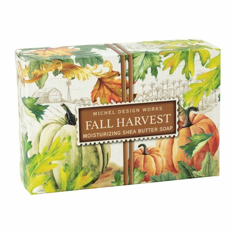Soap Boxed Fall Harvest