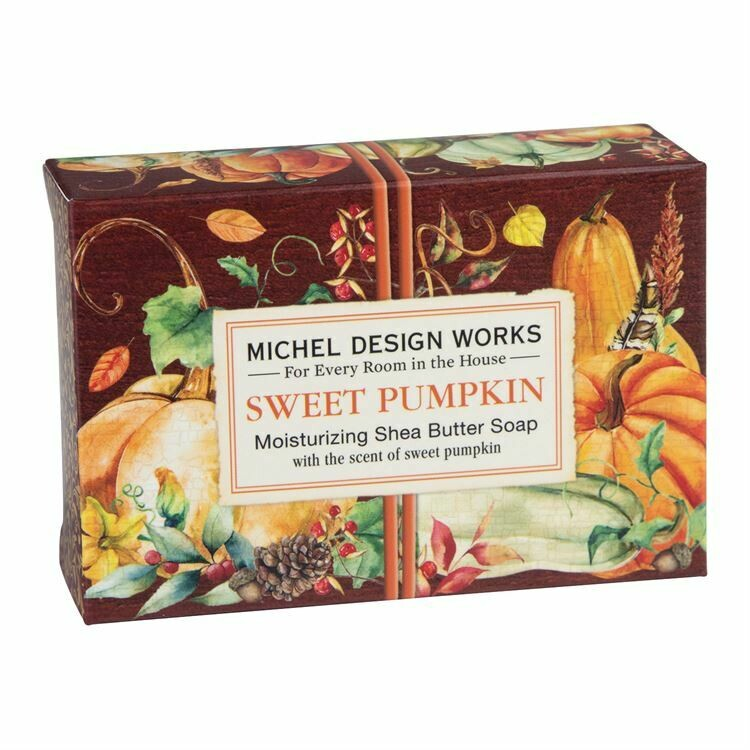 Soap Boxed Sweet Pumpkin