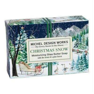 Soap Boxed Christmas Snow