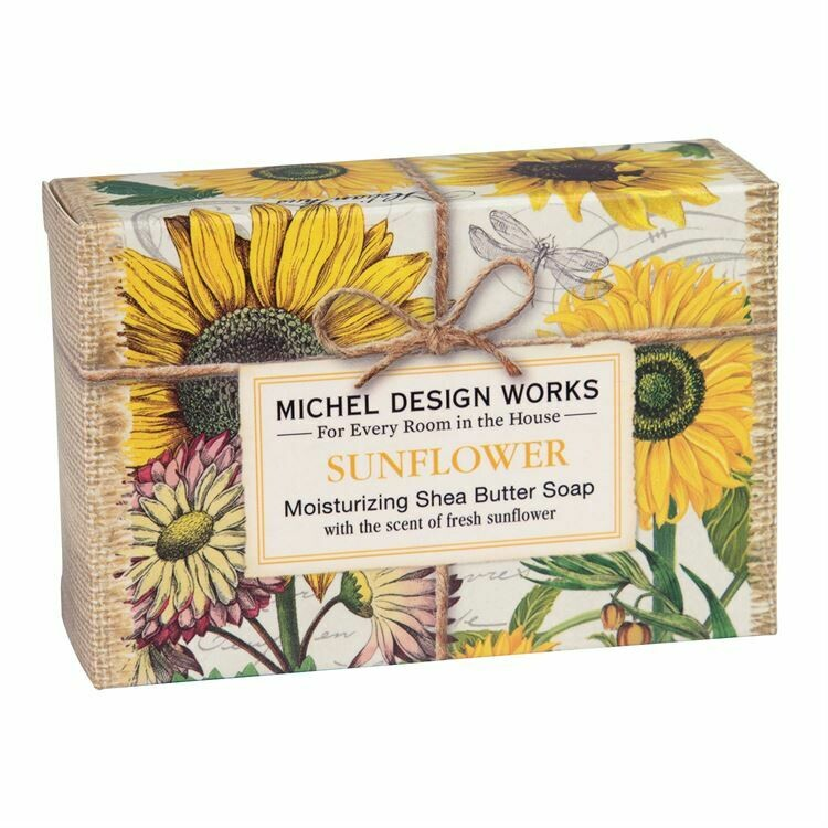 Soap Boxed Sunflower