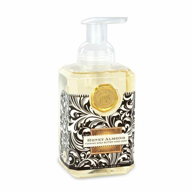 Soap Foaming Honey Almond