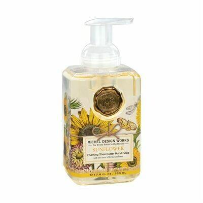 Soap Foaming Sunflower