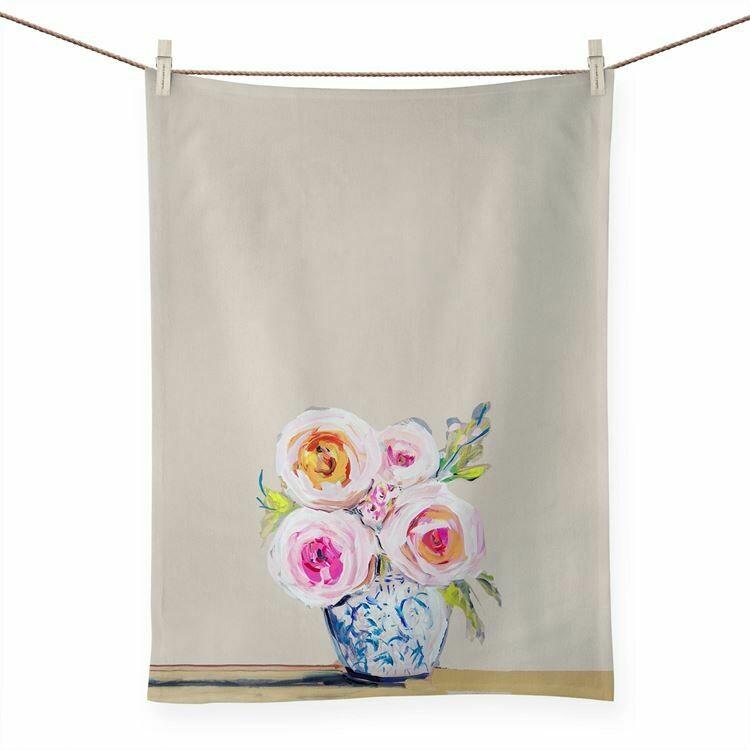 Towel Roses Du Jour