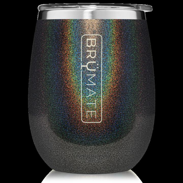 BM Uncork'd Glitter Charcoal