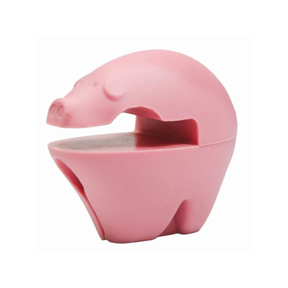 Pot Clip Pig and Rooster