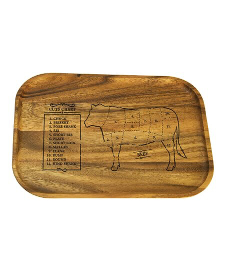 Steak Plate Cow