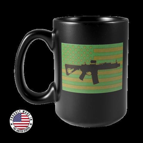 BRC Mug  Subdued AR Flag