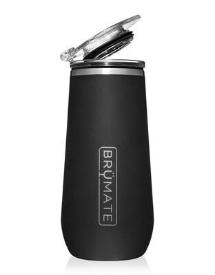 BM Champagne Flute Charcoal