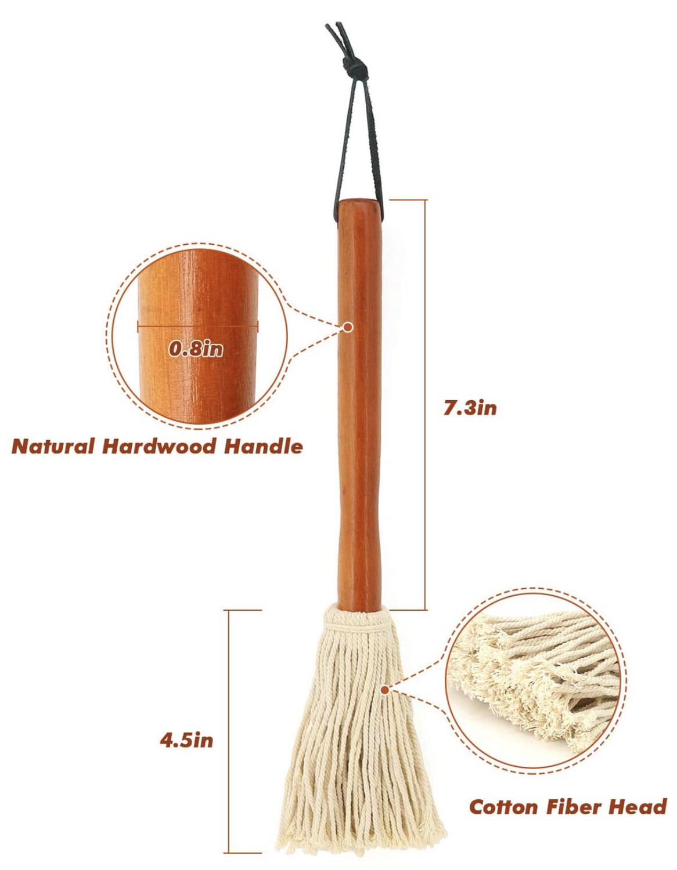 Brush BBQ Mop
