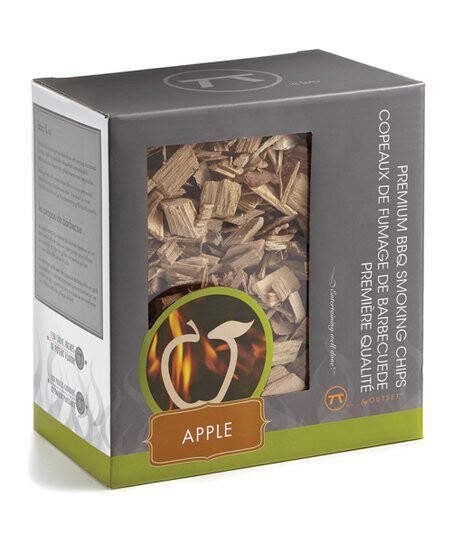 Smoking Chips Apple