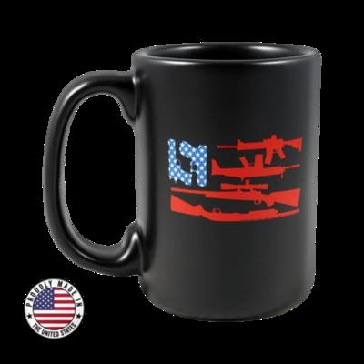 BRC Mug Freedom Flag 2.0
