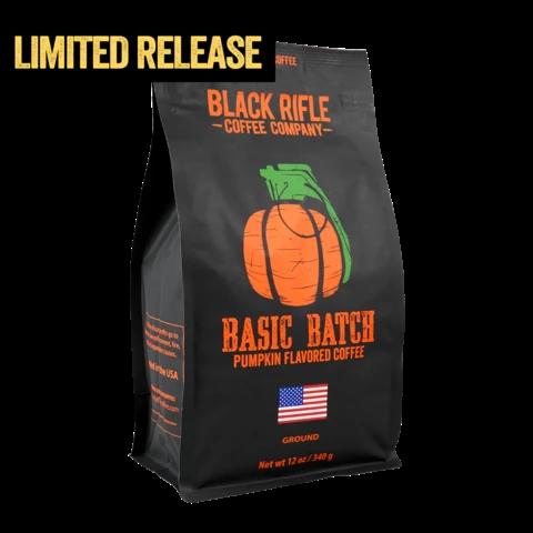 BRC Ground Basic Batch Pumpkin