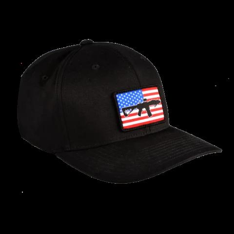 BRC AR Flag Flex Fit L/XL