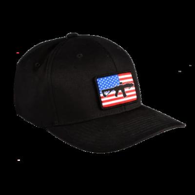 BRC Hat AR Flag FF L/XL