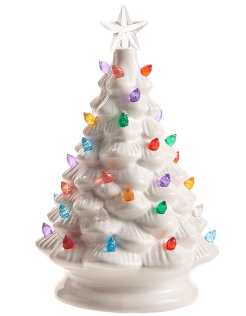"Christmas Tree Lighted 8"""
