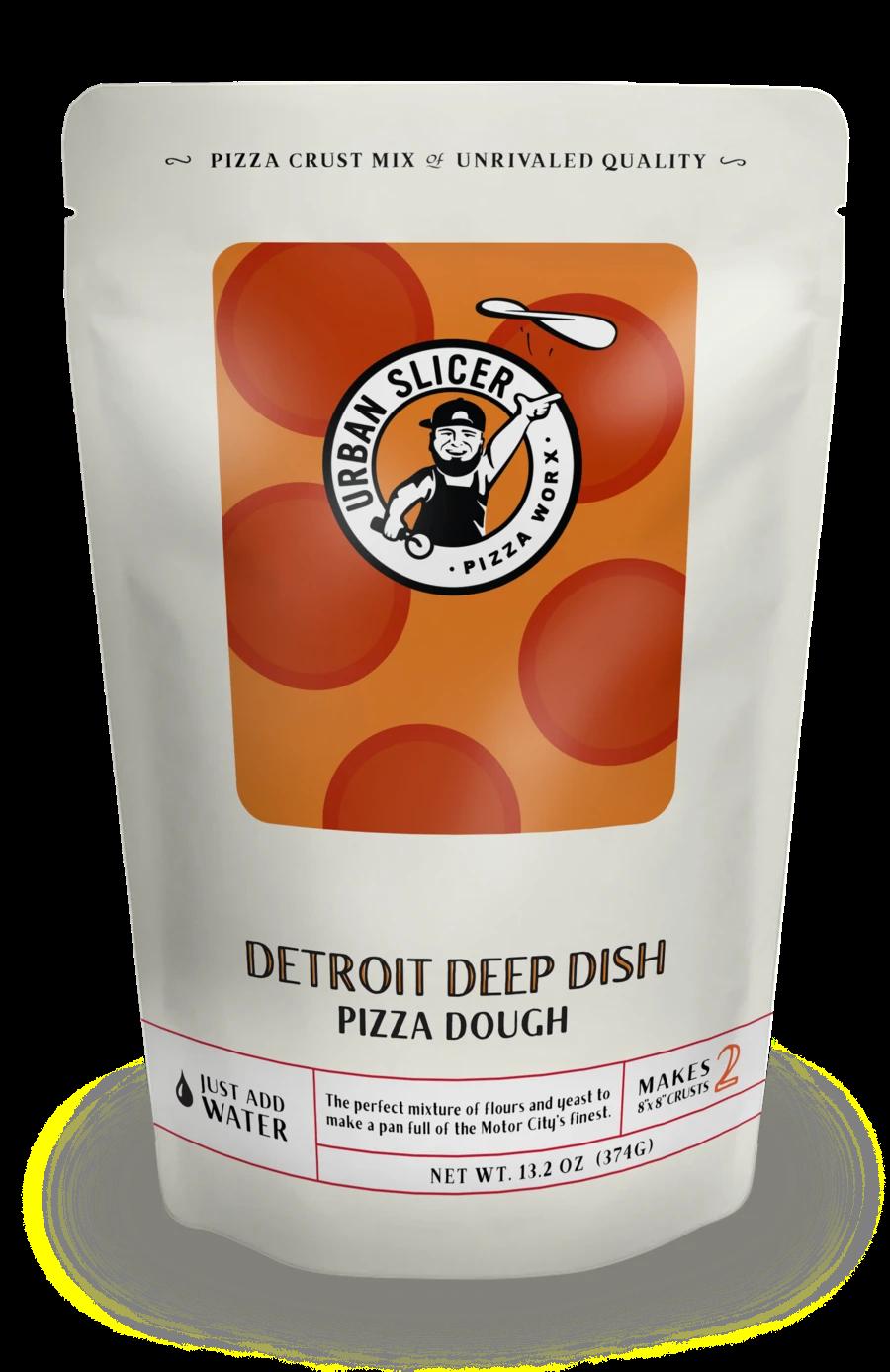 Dough Pizza Mix Detroit