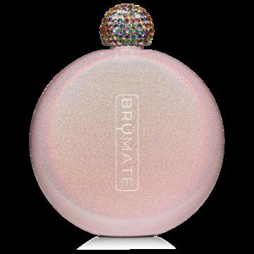 BM Flask Glitter Blush