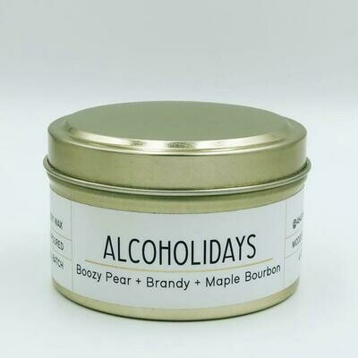 464 Alcoholidays 6oz tin