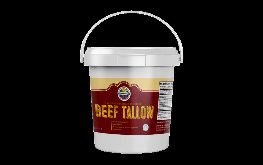Beef Tallow 1.5#