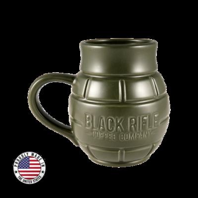 BRC Mug Grenade Green