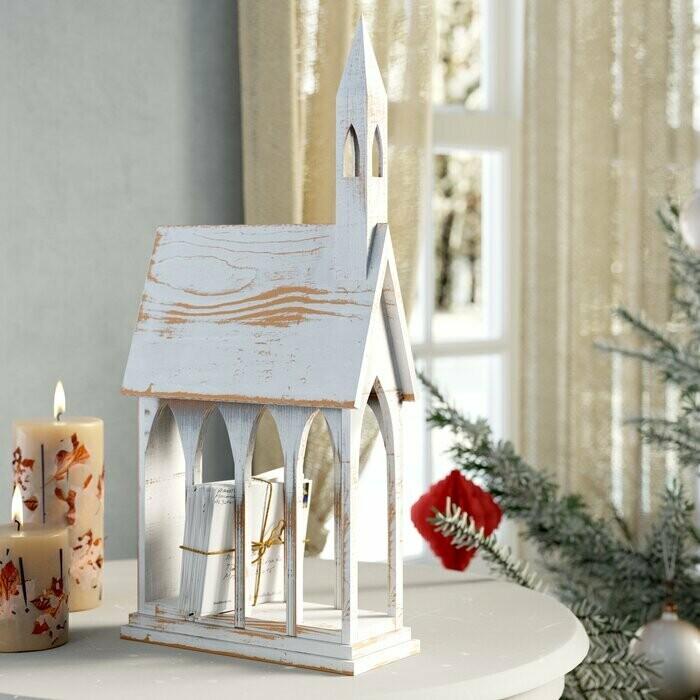 Card Holder Church