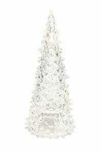 Christmas Tree LED Clear 8