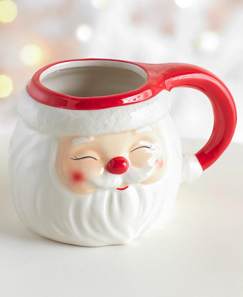 Mug Coffee Santa