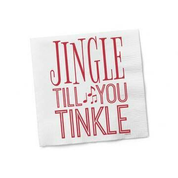 Napkin Jingle Till Tinkle