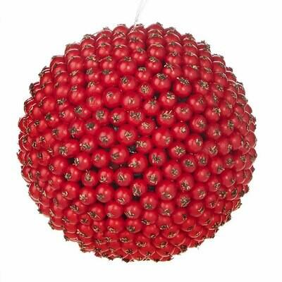 Ornament Berry Ball 4