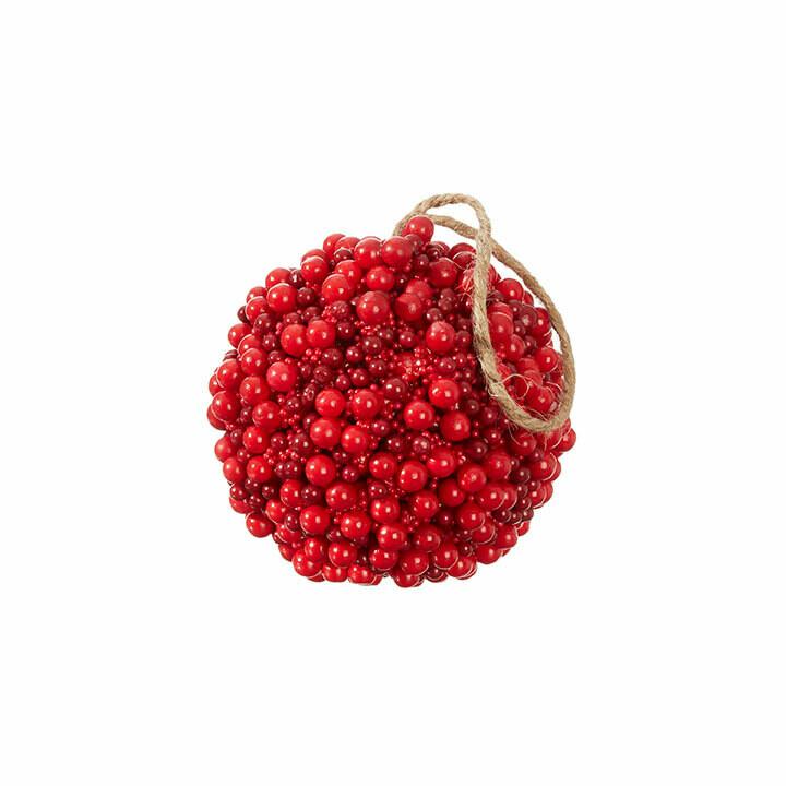 "Ornament Berry Ball 4.5"""