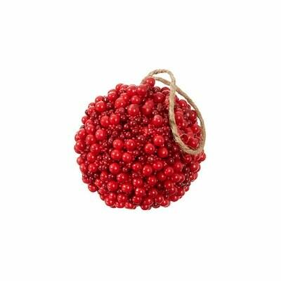 Ornament Berry Ball 4.5