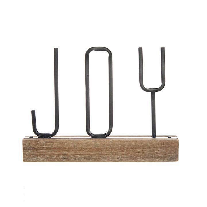 Sign Joy Metal