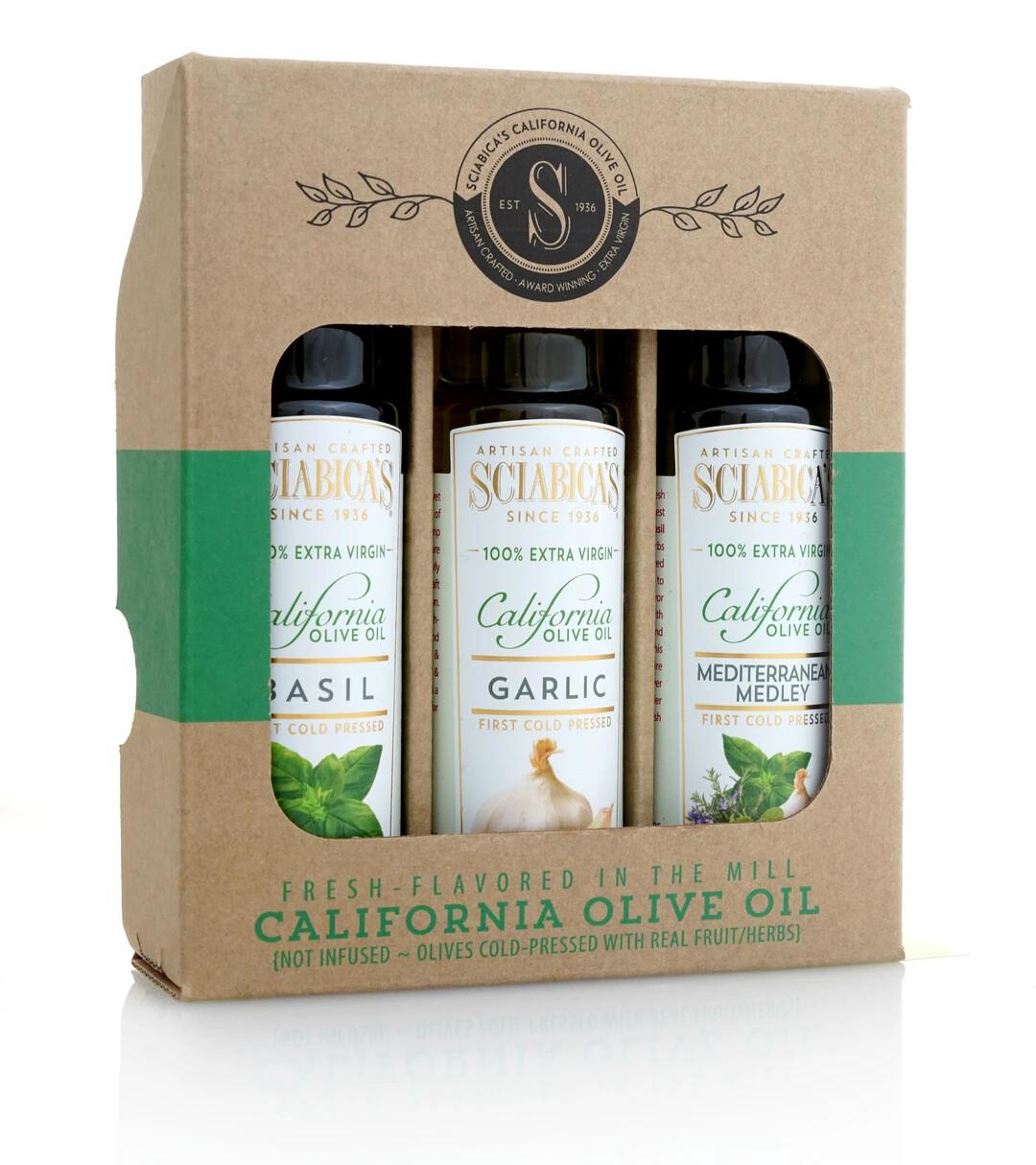 Olive Oil 3 pack