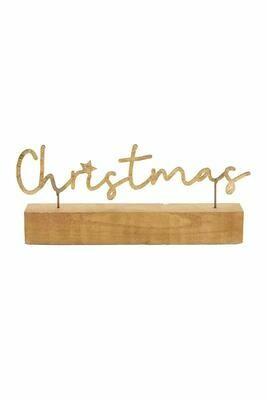 Sitter Christmas Sentiment