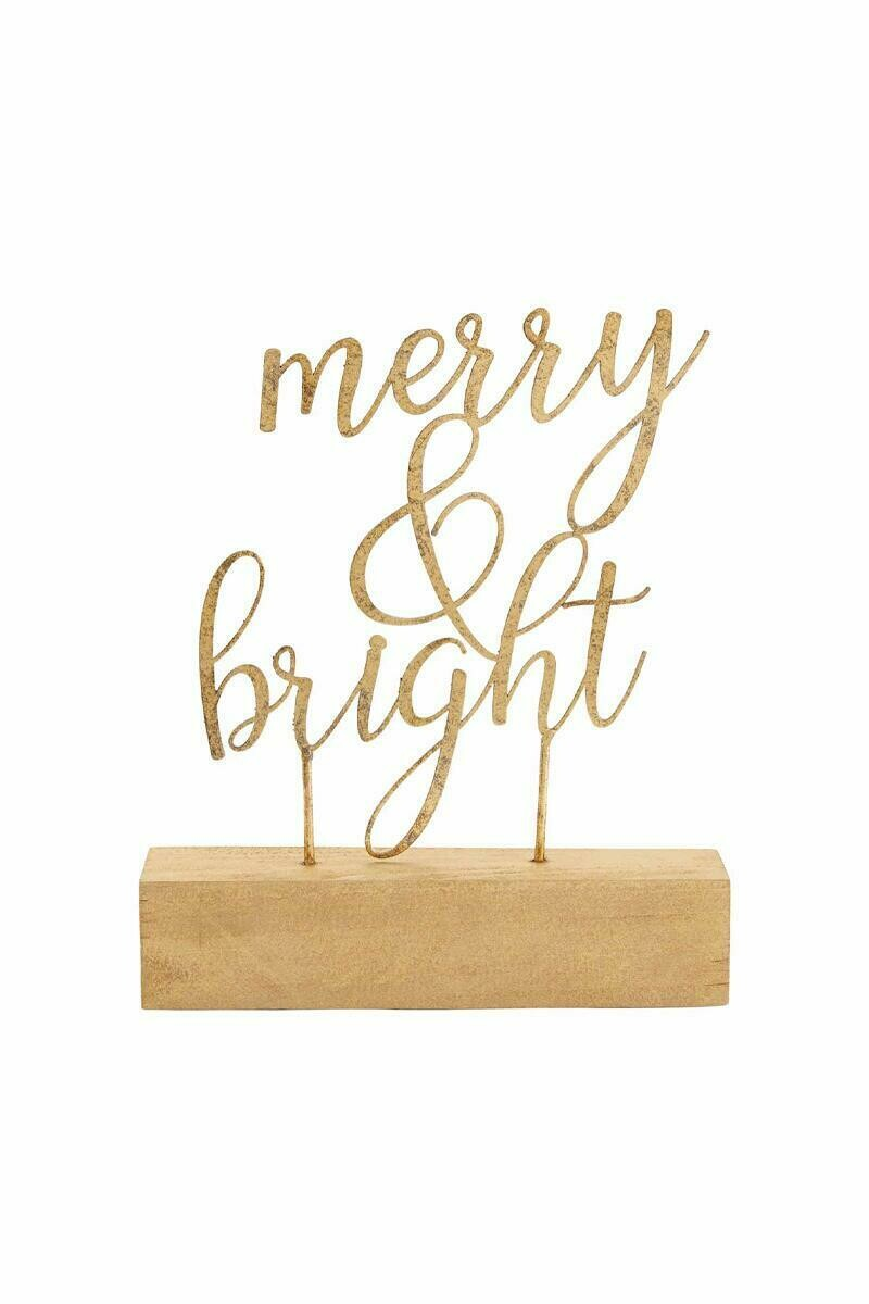 Sitter Merry & Bright
