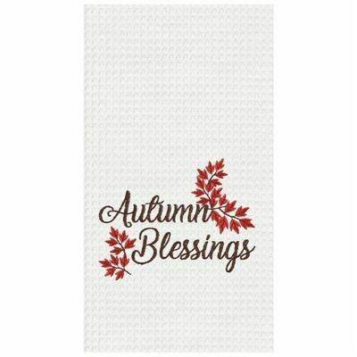 Towel Autumn Blessings