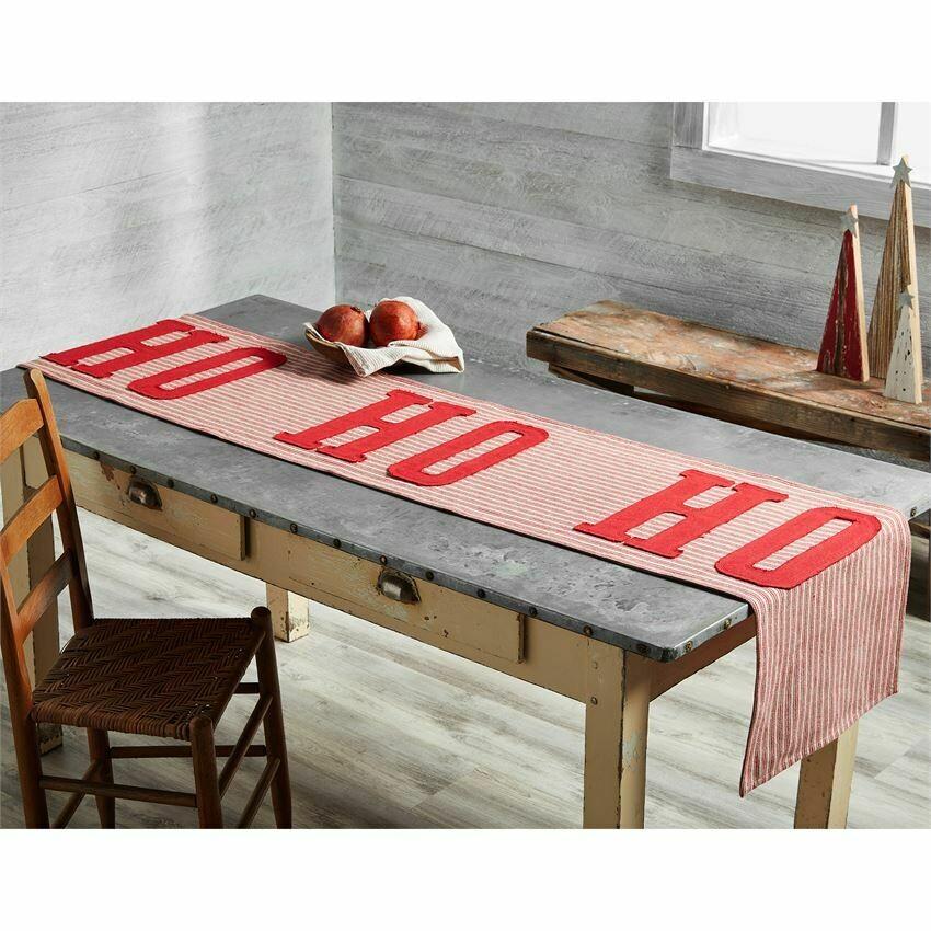 Table Runner Ho Ho Ho