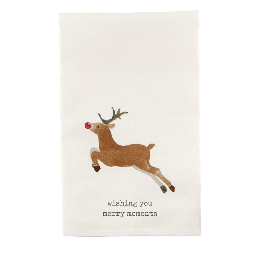 Towel Reindeer Icon