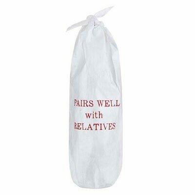 Wine Gift Bag Pairs Well