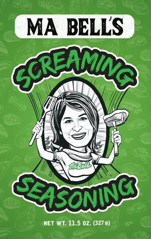 Ma Bells Screaming Seasoning