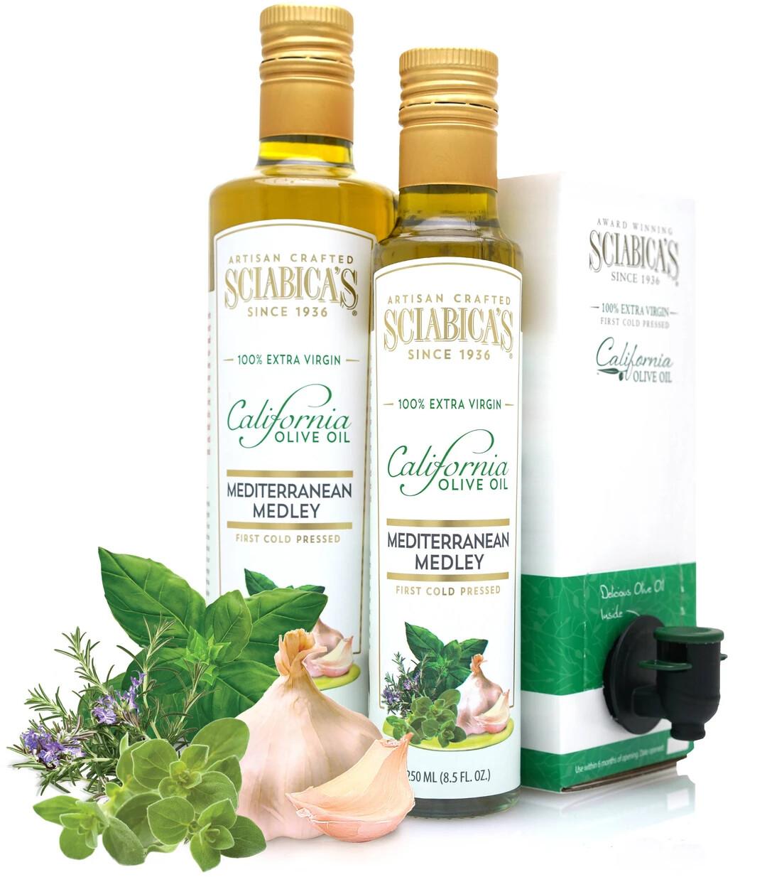 Olive Oil Med. Medley 1.5L