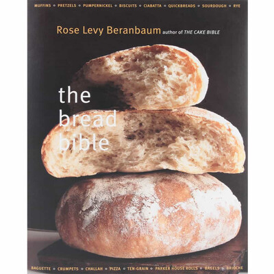 Cookbook Bread Bible