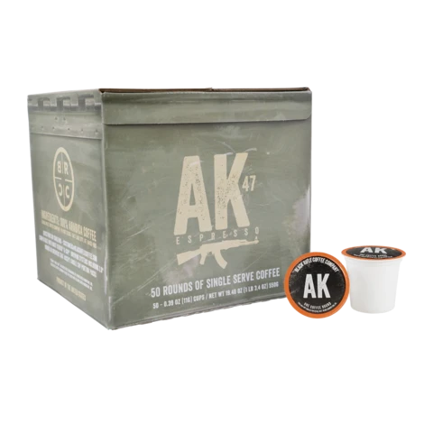 BRC AK47 Rounds 50 ct