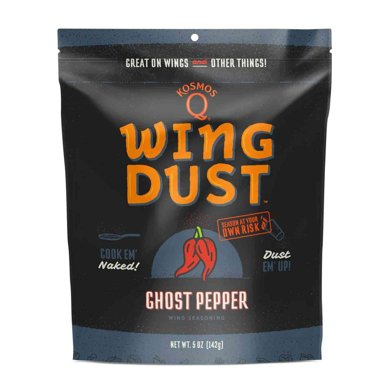 Kosmos Ghost Pepper Wing Dust