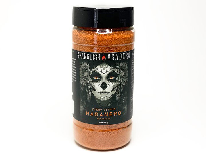 Spanglish Fiery Citrus Habanero
