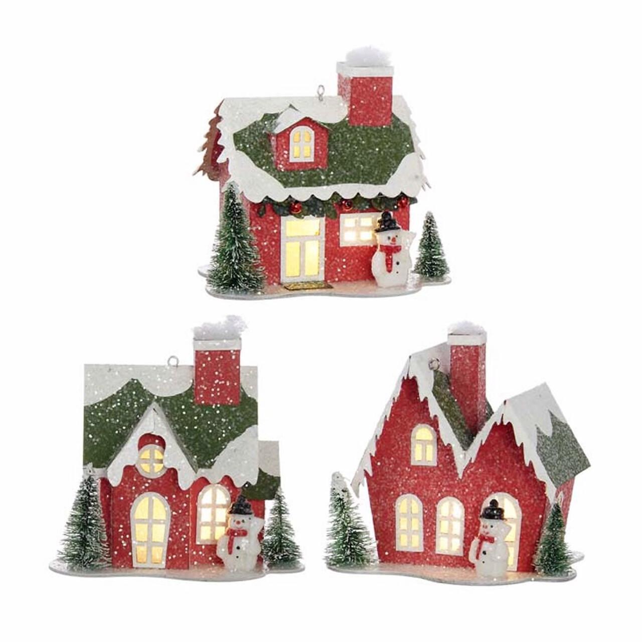 Ornament Lit House